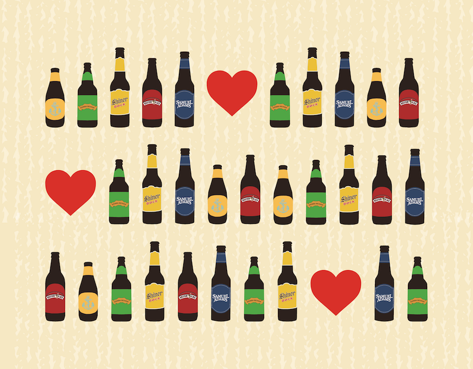 Beers We Fell In Love With